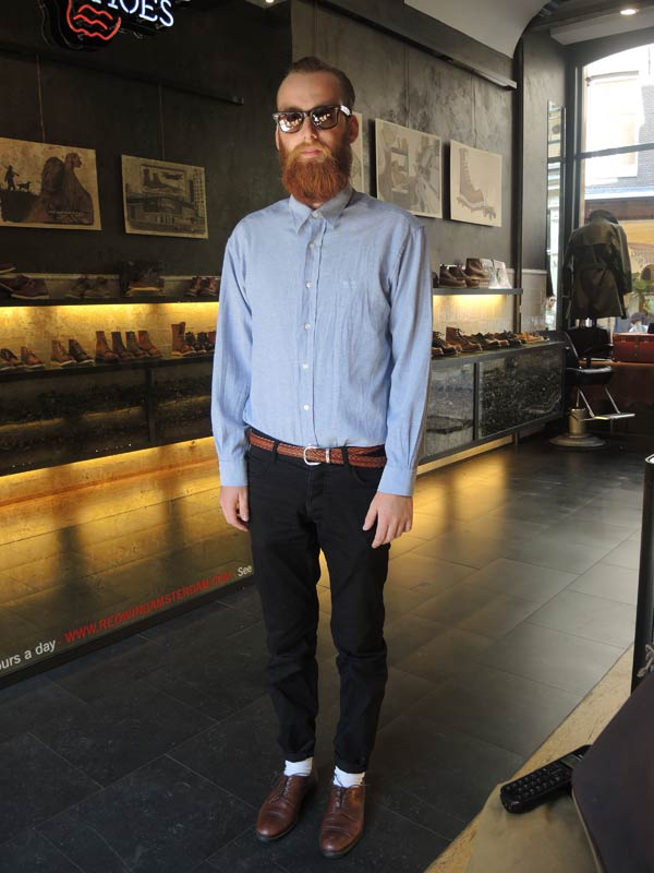 REDWING shoes - Amsterdam Store