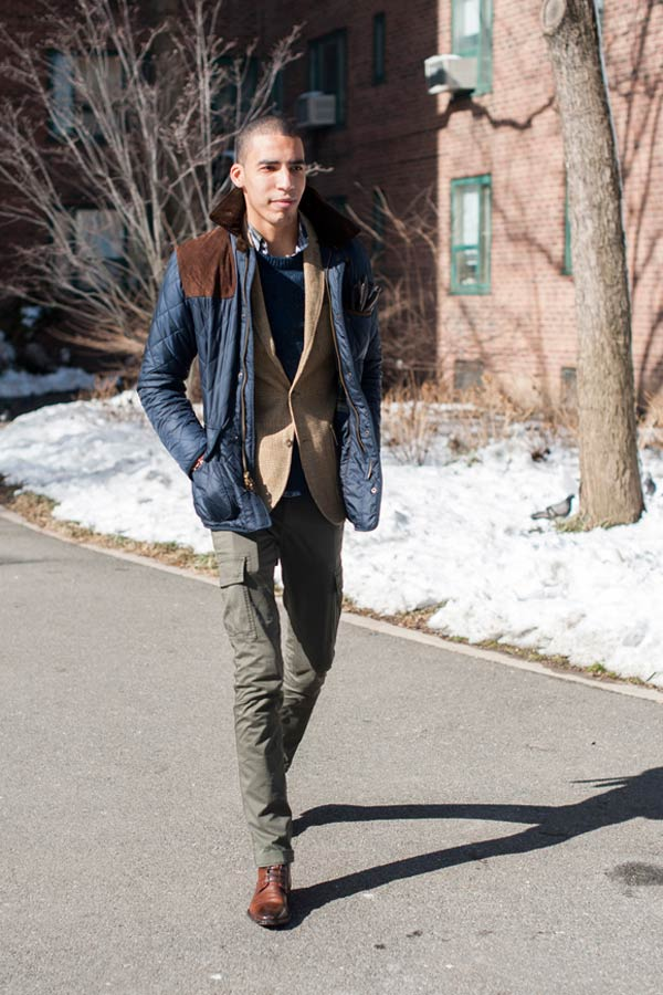 Endomorph Outfits & Jackets For Men