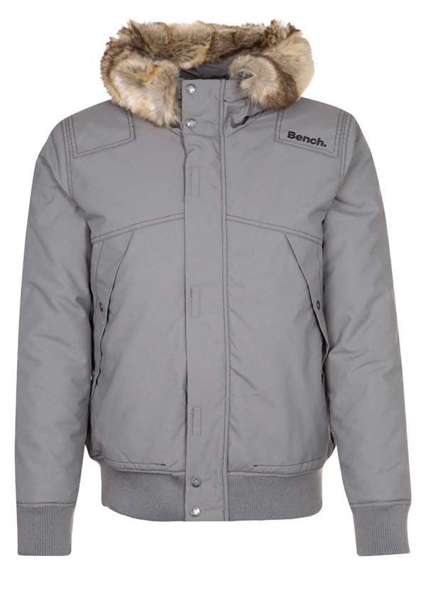 Bench Radical Grey Jacket