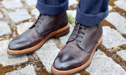 Winter Shoes For Men – Stylish Boots and Brogues