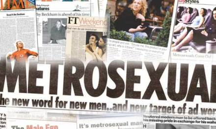 Metrosexuality – Is It A Choice?