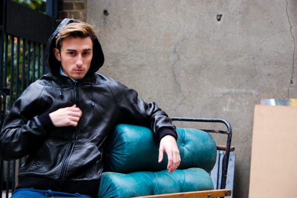 Hoodies and leather: Essex style for Men