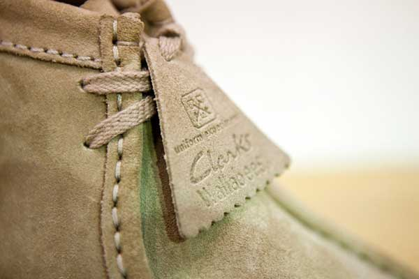 Clarks Shoes for Men - The Wallabee