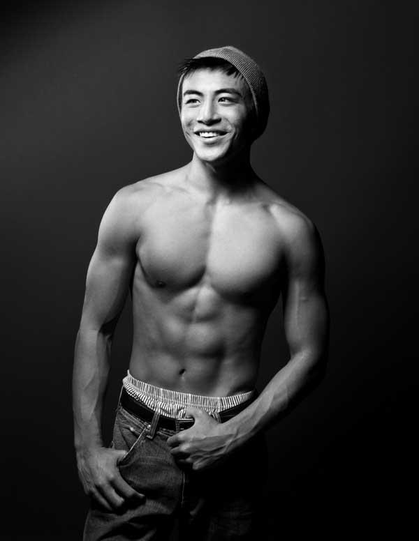 Kevin Sun - Asian Model 2013