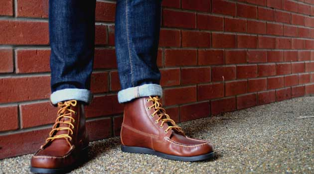 Boots For Men – Three of The Most Powerful Brands