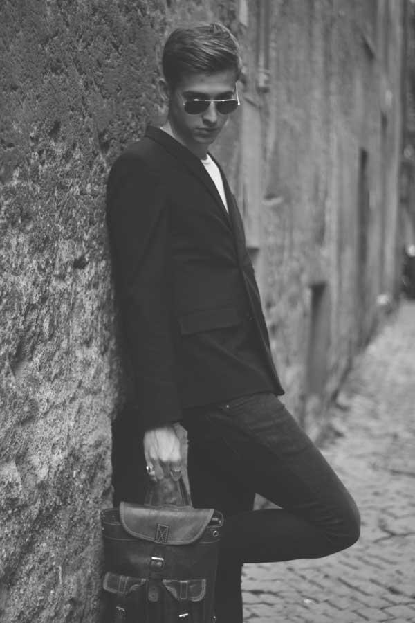 Toby Corton - Male Model