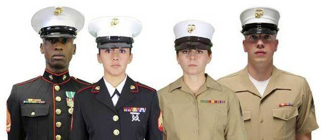 US Marines – Is The New Proposed Hat Too Feminine?