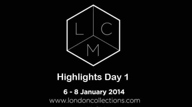 Day 1 Highlights – Video – London Collections: Men – AW14