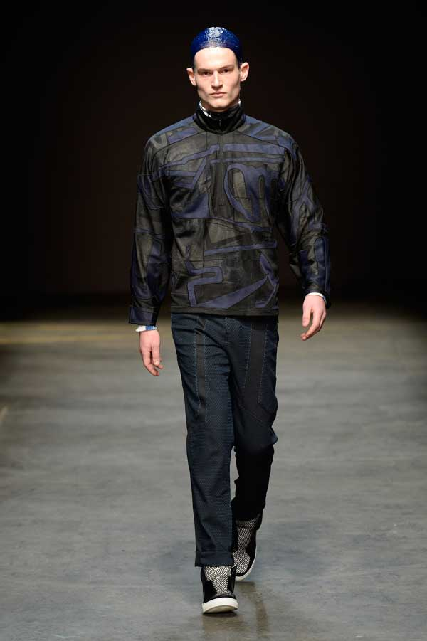 James Long AW14 Collection - LCM (2)