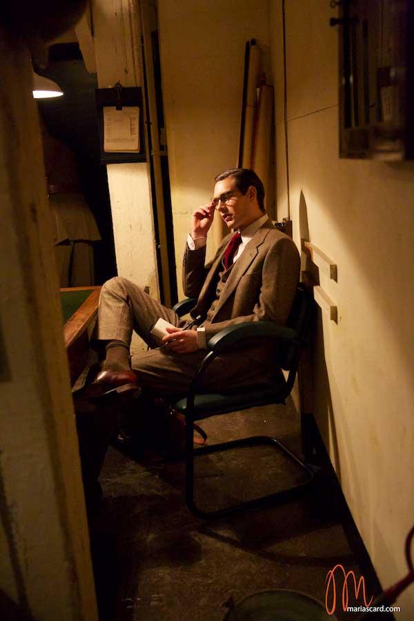 Savile Row London Collections Men 2014