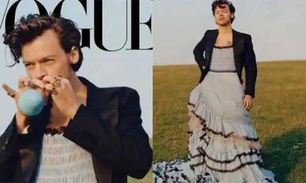 Are Feminine Looks The Future Of Men's Fashion?