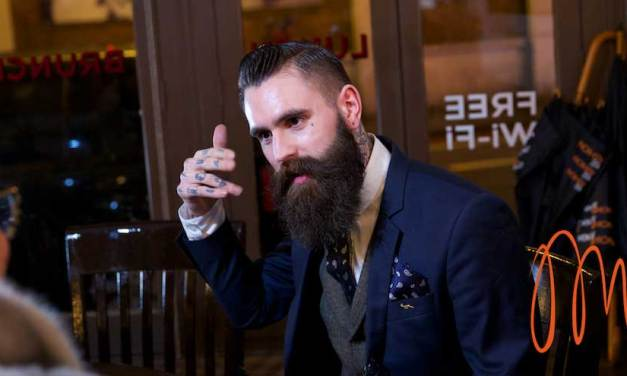 Ricki Hall Features In David Beckham's H&M Uncovered Advert