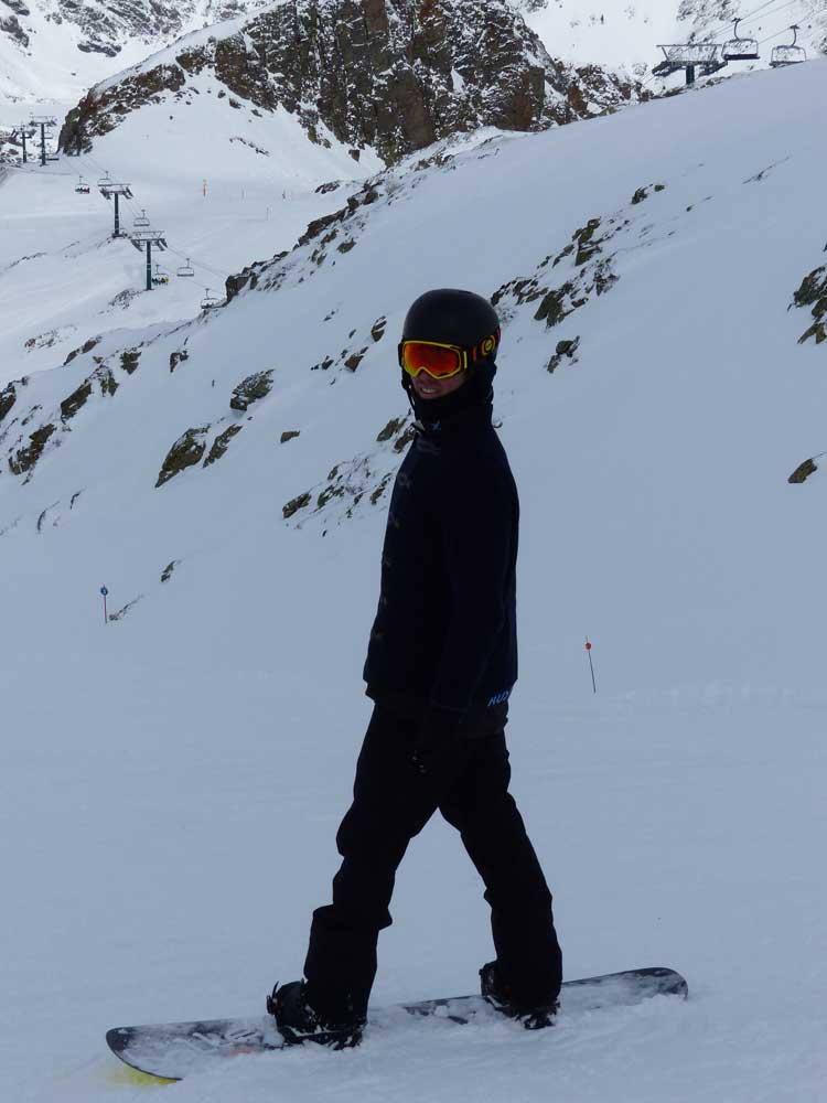 Cam Bolton - Snowboarder Cross Sochi 2014 (3)