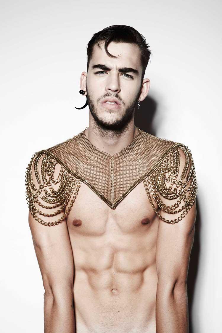 Jesus Palacios - Spanish Male Model 2014 (5)