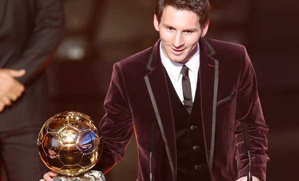 Leo Messi - Dolce & Gabbana (8)