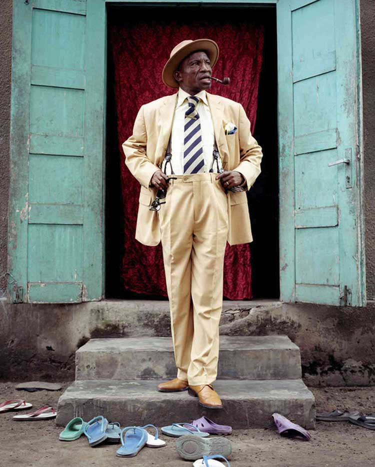 Sapeurs De Congo - How To Incorporate Their Style (1)