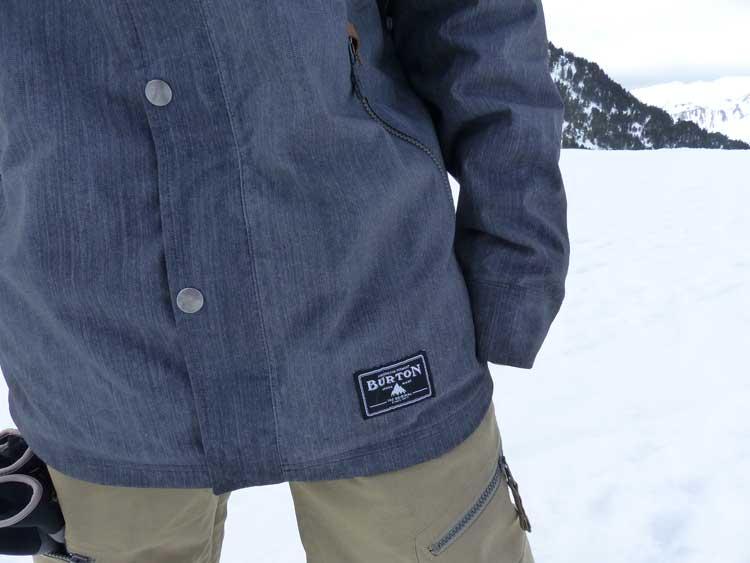 Burton Snowboard gear - Total Fight 2014 (1)