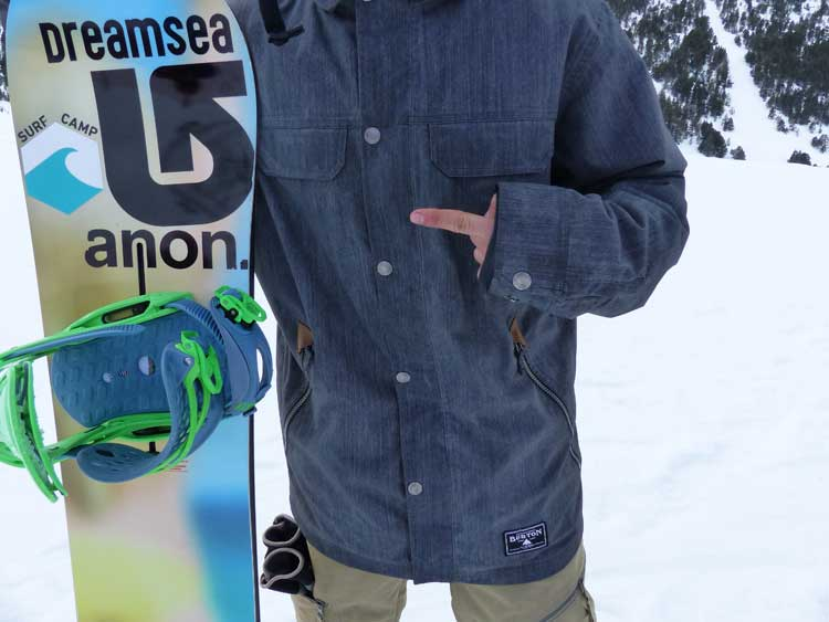 Burton Snowboard gear - Total Fight 2014 (4)