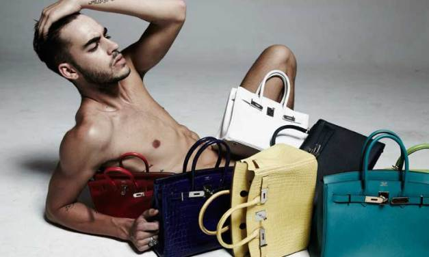 Man Bags – Style Tips On Arm Candy