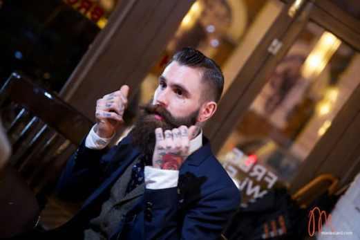 Ricki Hall - Beard & Tattoo Model (6)