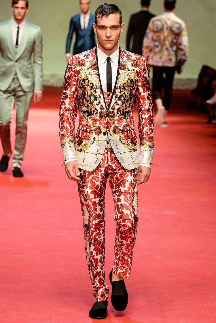 Dolce&Gabbana Spanish Meets Sicilian (2)
