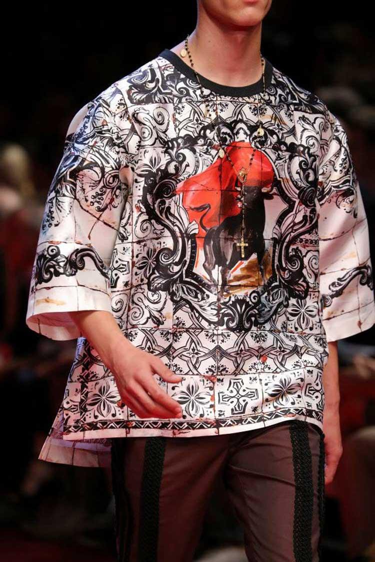 Dolce&Gabbana Spanish Meets Sicilian (6)