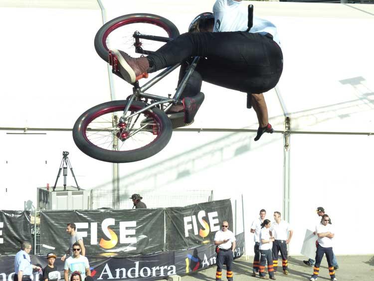 FISE WORLD 2014 BMX - Andorra La Vella (1)