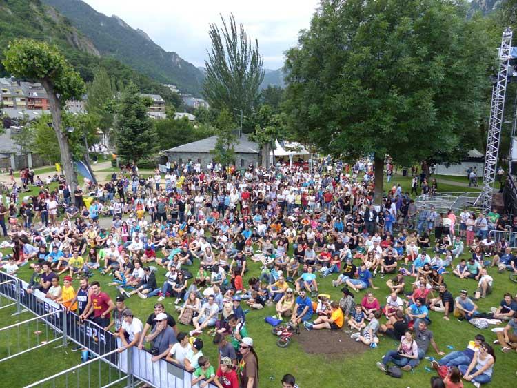 FISE WORLD 2014 BMX - Andorra La Vella (2)
