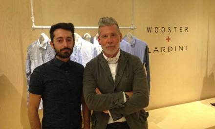 Pitti Uomo – Interview with Nick Wooster and Luigi Lardini
