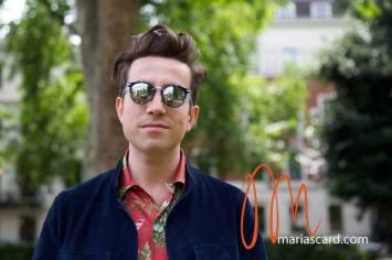 Nick Grimshaw - London Collections Men 2014 Gracie Opulanza (1)