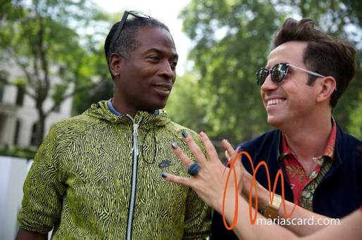 Nick Grimshaw - London Collections Men 2014 Gracie Opulanza (4)