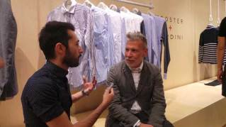 Nick Wooster and Luigi Lardini (4)
