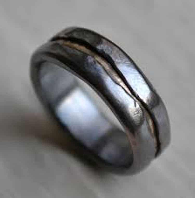Weddding rings and bands for men 2014 (1)