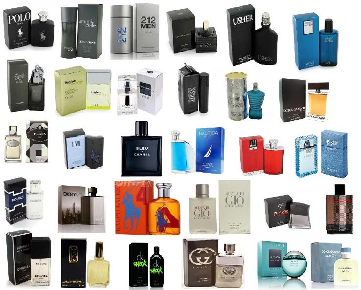 Heaven Scent – The Top Ten Men's Fragrances