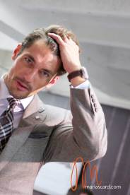 DGandyOfficial - London Collections Men June 2014 Photography by Maria Scard (1)