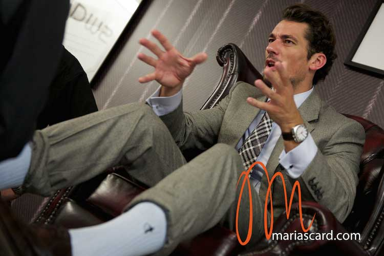 DGandyOfficial - London Collections Men June 2014 Photography by Maria Scard (11)