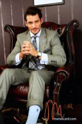 DGandyOfficial - London Collections Men June 2014 Photography by Maria Scard (3)