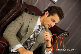 David Gandy - London Collections Men 2014 MenStyleFashion Maria Scard (5)