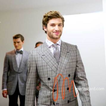 Marksandspencer - London Collections Men 2014 SS 2015 MenStyleFashion Maria Scard (16)
