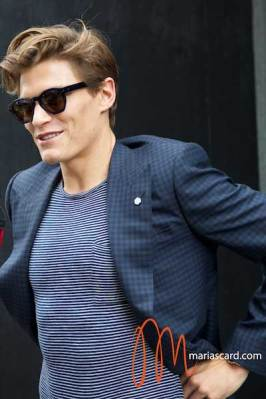 Oliver Cheshire - one4theboys chairty menstylefashion maria scard london collections men 2014 (1)