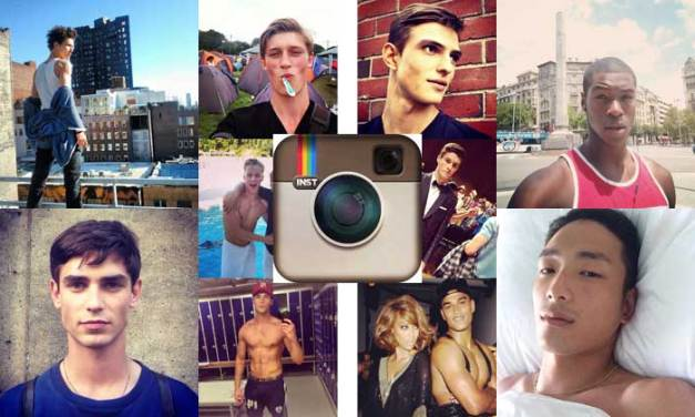 Instagram's Top Ten Male Models