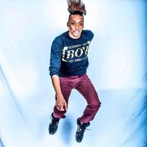 Lenny Johnson _ African Male Model (6)
