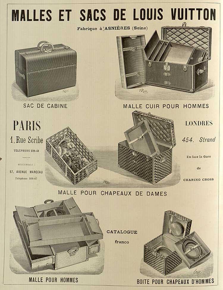 Louis Vuitton Luggage (5)