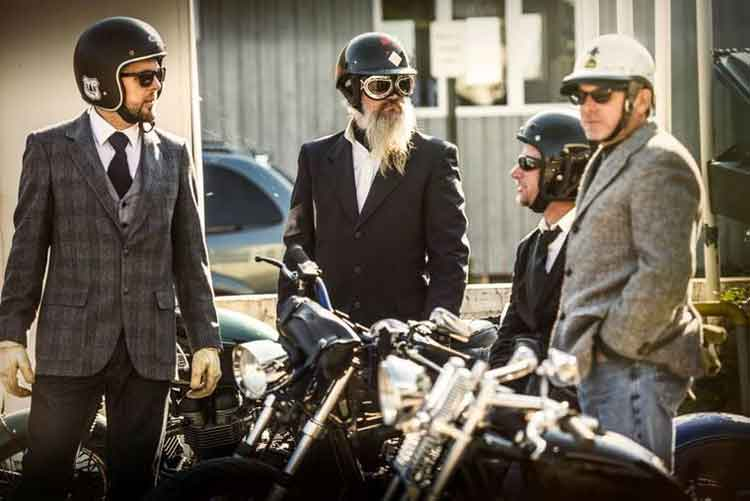 Prostate Cancer – The Distinguished Gentlemen's Ride