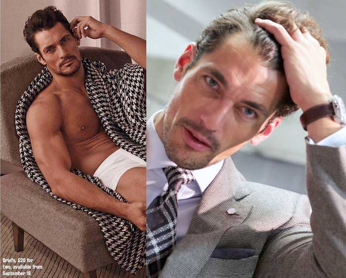 David Gandy Unisex Underwear – Have You Got The Balls?