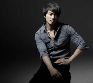 Song Seung Heon Men's sneakertrainers (3)
