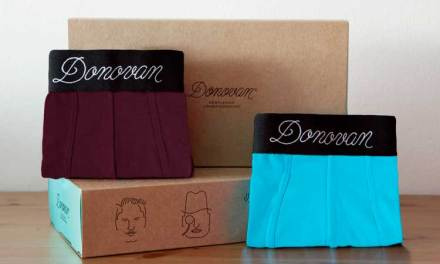 Donovan Gentleman Undergarments – For The Perfect Packaging