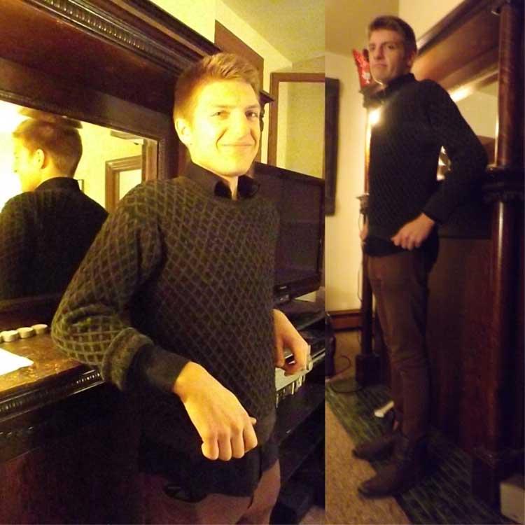 Knitwear for men Style Tips (1)