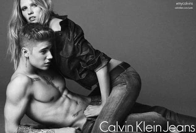 Calvin Klein Campaign – Was Justin Bieber Photoshopped?