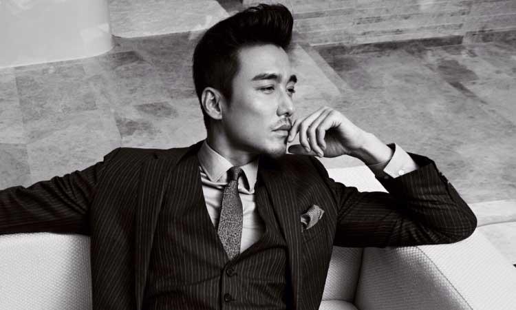 Hu Bing – International Menswear Ambassor